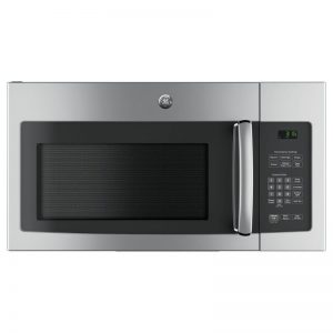 Ge 30 Inch Under Cabinet Microwave Oven With 1 6 Cu Ft Capacity In Stainless Steel 9 4