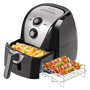 Secura Electric Hot Air Fryer Extra Large Capacity Air Fryer Review